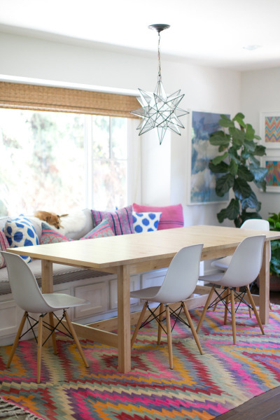 Using Kilim Rugs To Add Colour Your Space