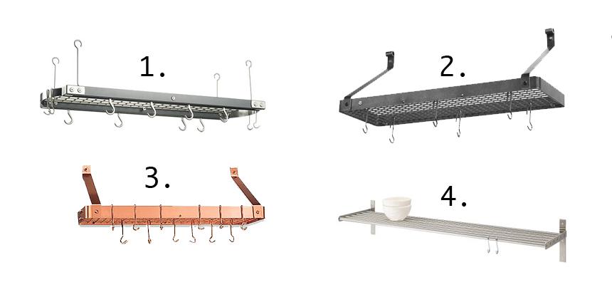 Pot-rack-choices